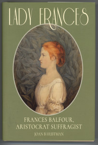 Lady Frances front cover copy